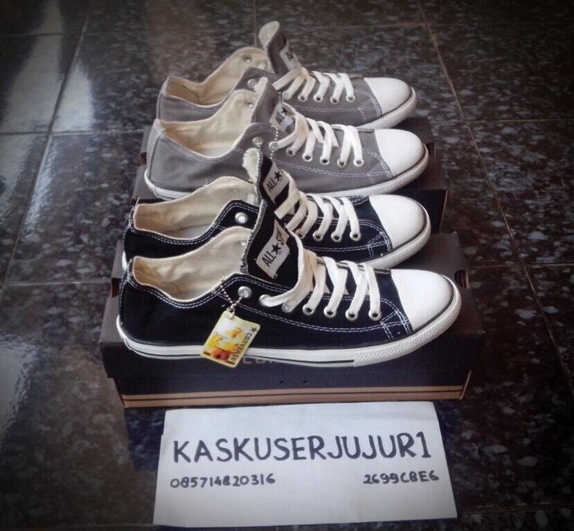 Terjual JUAL Sepatu Converse All Star CT Slim Kw Super MURAH.. 125rb ... 2778052930