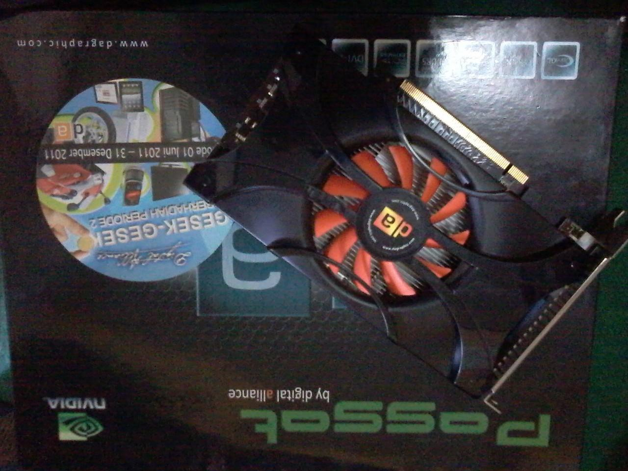 Vga Digital Alliance GTX 550 Ti
