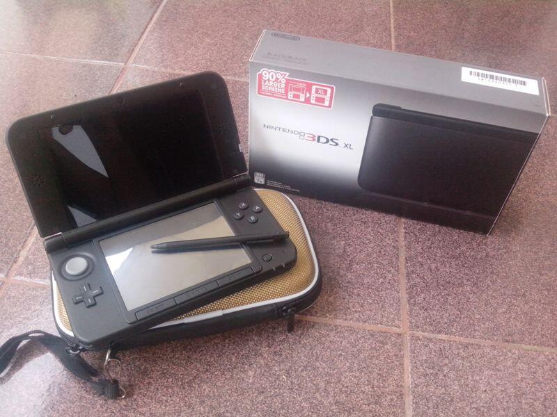 [WTS] NINTENDO 3DS-XL MURAH!!