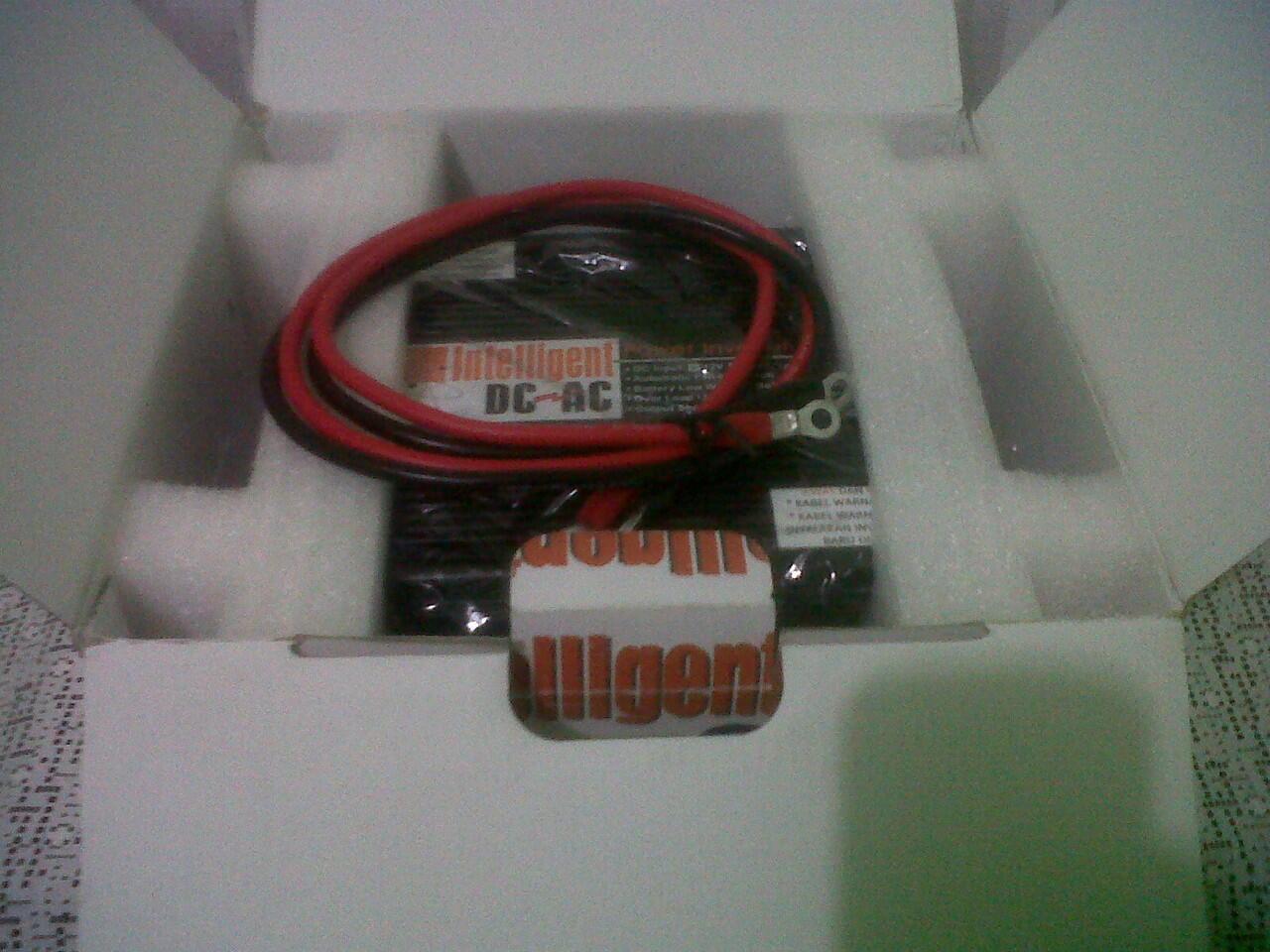 Inverter 600 Watt - Modified Sine Wave
