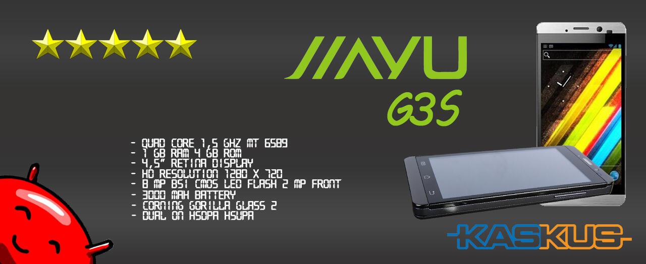 Jiayu G3 Turbo Black Color