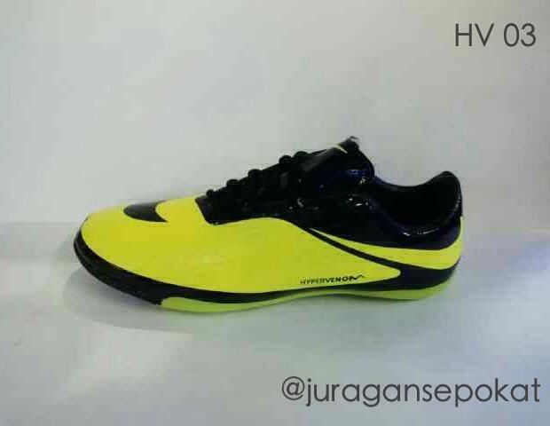 Terjual Sepatu Futsal NIKE Hypervenom Murah aja gan  16cf60f7f2