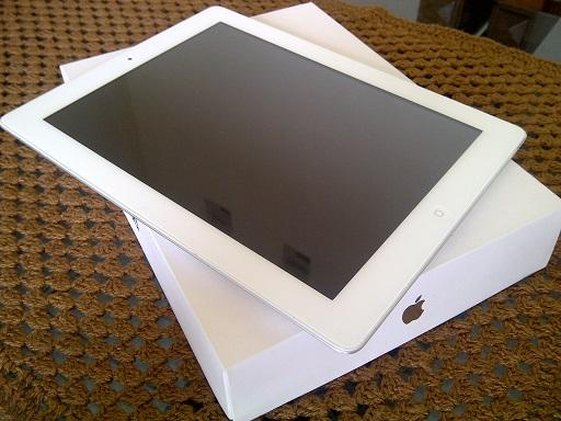iPad 3 64GB 4G Komplitt Muluss Full App Games Support BBM Semarang