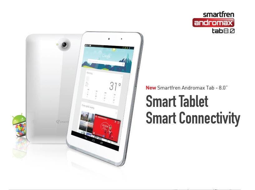 [Waiting Lounge] Smartfren Andromax Tab 8.0'
