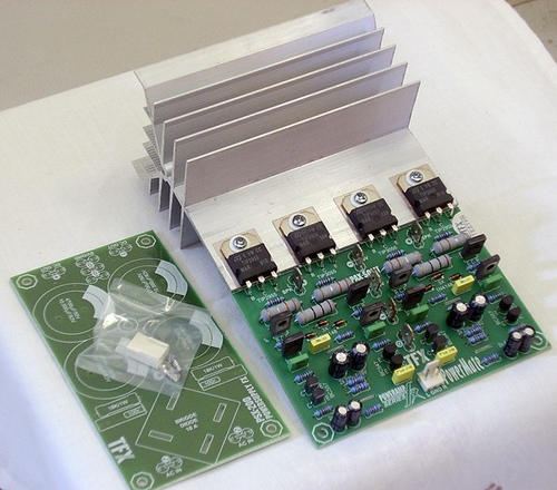 Amplifier Kit (PowerMate 2x50 Watt) Stereo