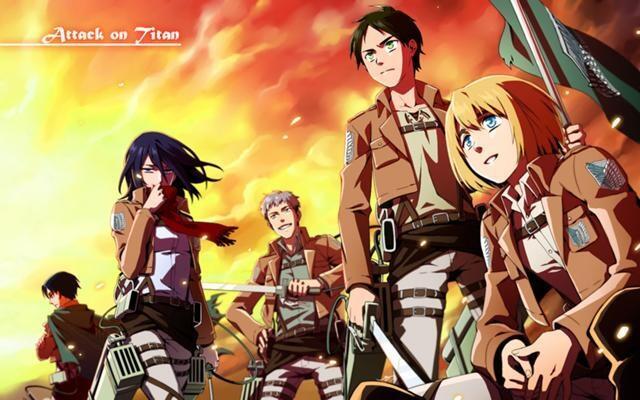 Joe's Hobby Shop : Anime Section - Shingeki no Kyojin