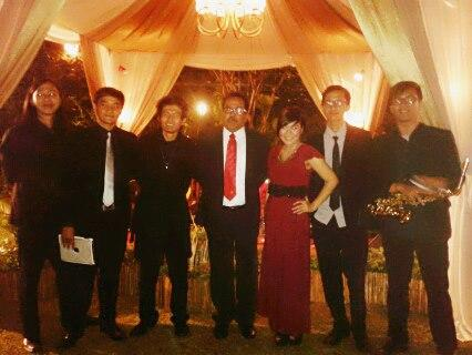 Music Entertainment for Wedding, Ghatering, dll.
