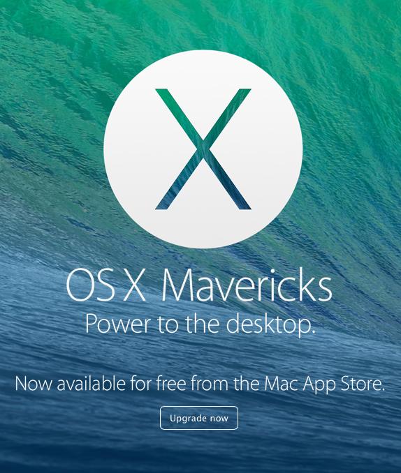 iDiscuss, Share, & Troubleshooting OS X 10.9 Mavericks