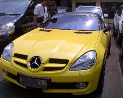 Polri Sita Mobil Mewah di Kasus Kredit Fiktif BSM