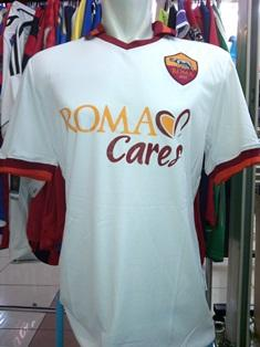 Ready Stock Jersey As Roma Home & Away !!!