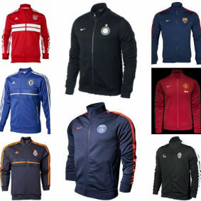 SWEATER & JAKET CLUB GRADE ORI MUMER GANN MANTAP