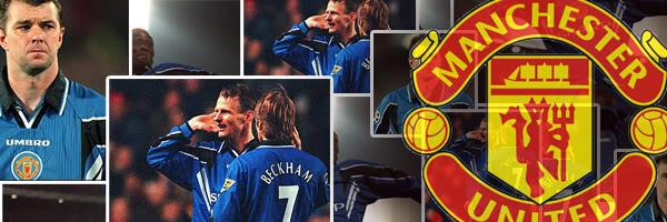 Jersey Manchester United Third 1996-97 Original