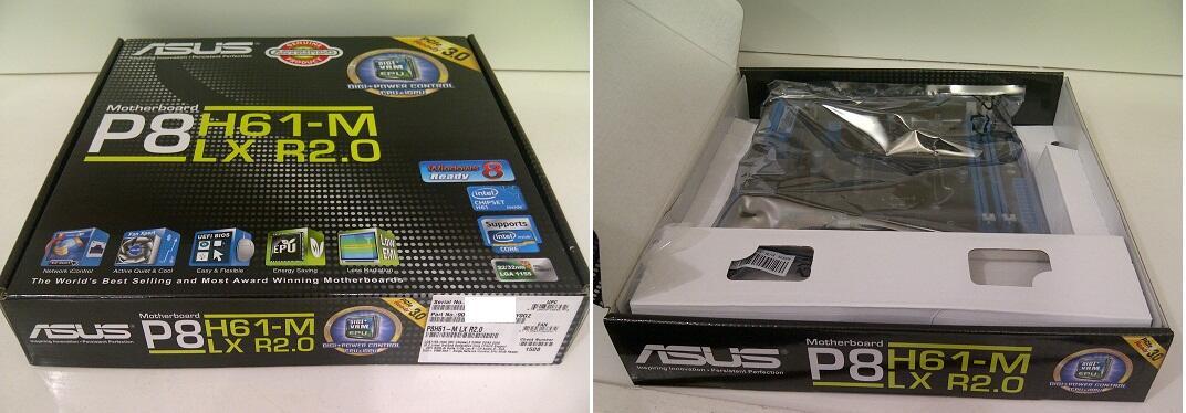 terjual motherboard mainboard asus p8h61 m lx r2 0 h61m c intel socket lga 1155 kaskus. Black Bedroom Furniture Sets. Home Design Ideas