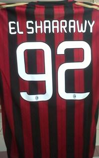 Ready Stock Jersey Ac Milan Home & Away And 3rd With Player / Custum Name !!!