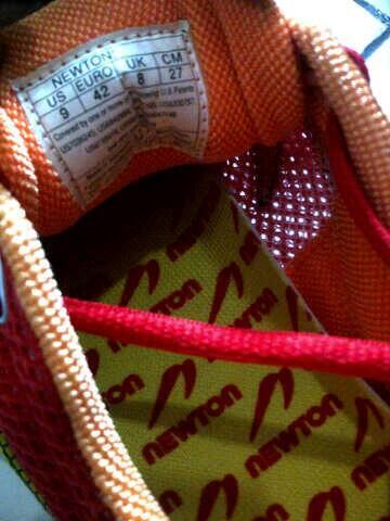 Sepatu Newton Distance S (Original and Rare) Jual Rugii!!!!!