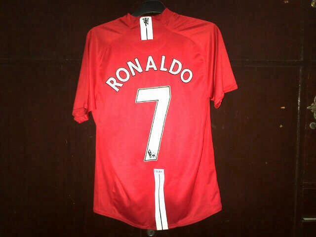 WTS Jersey Manchester United Ronaldo#7 ORIGINAL!!