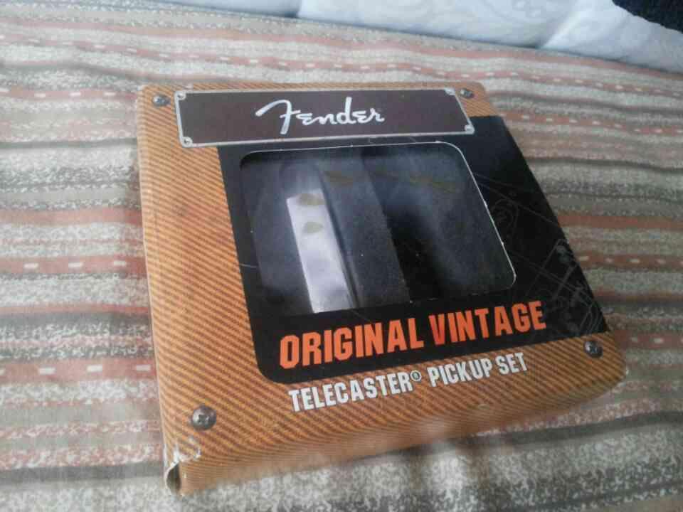 [WTS] Pick up fender telecaster vintage50