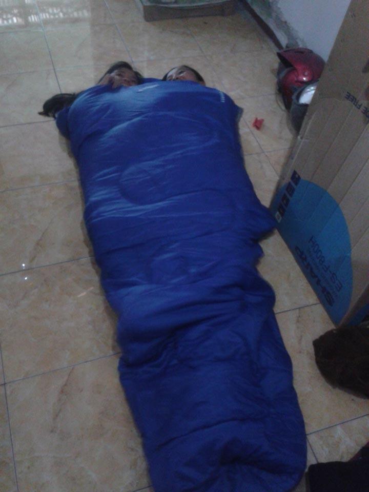 Gelert Hebog Sleeping Bag 300M