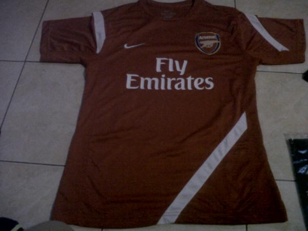 Jersey & Kaos Baju Arsenal