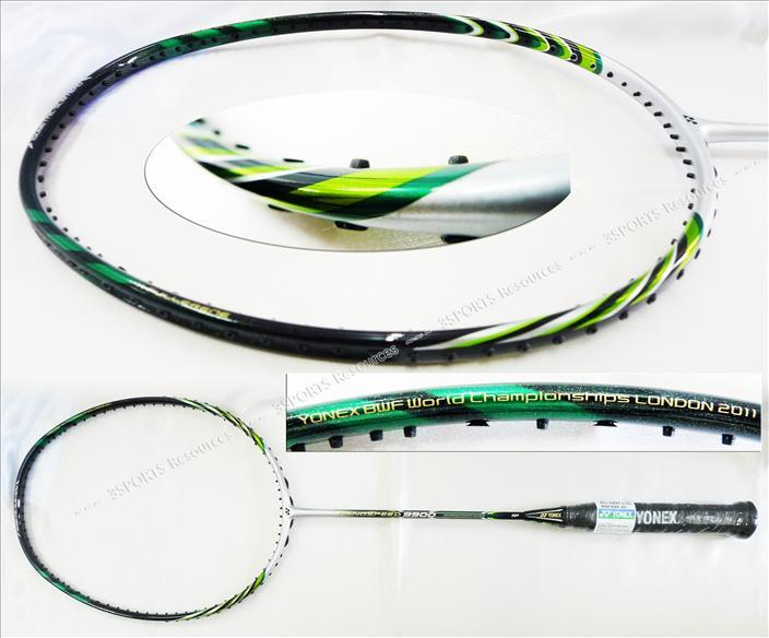 Raket Badminton Bulutangkis Yonex Nanospeed 9900
