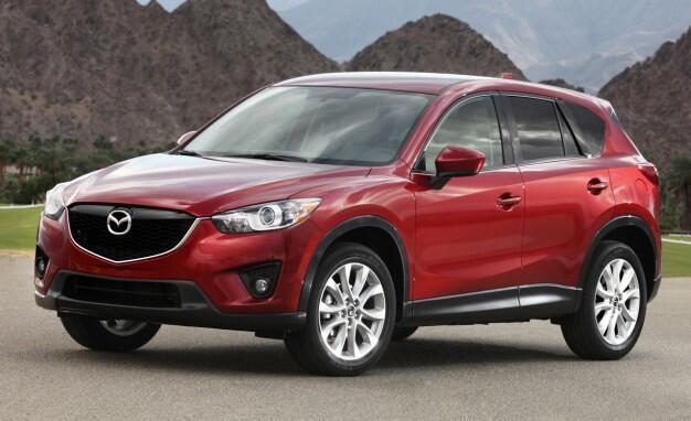 Dijual Mazda CX - 5 2500cc 2013