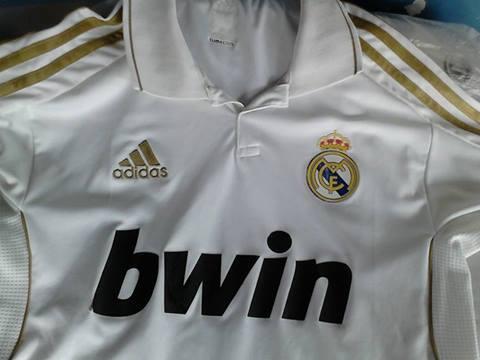WTS Madrid Home 11/12 (rare gan)