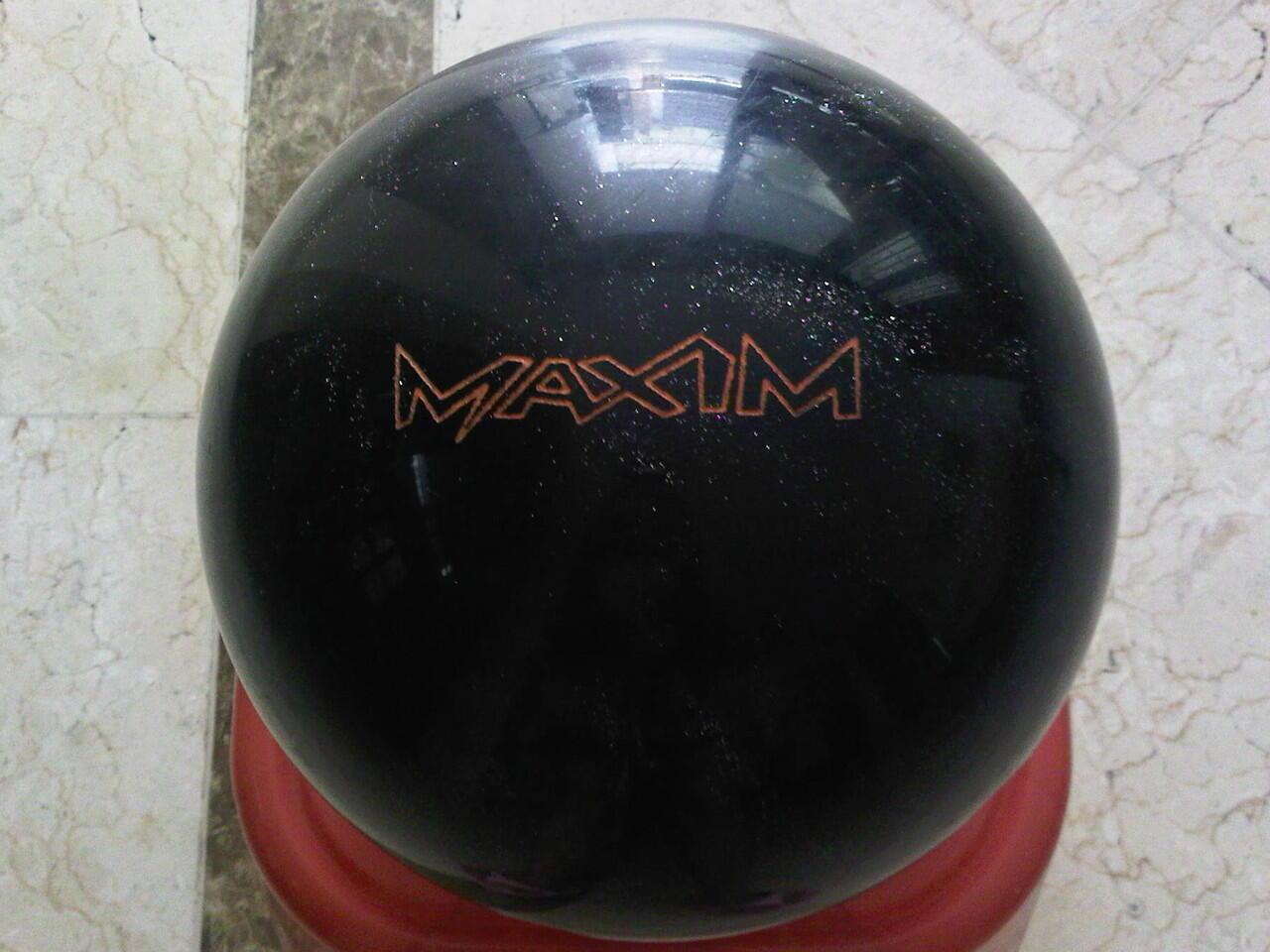 Jual Bola Bowling Maxim