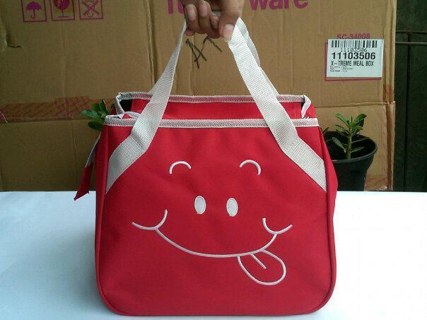 Tupperware Smile Bag
