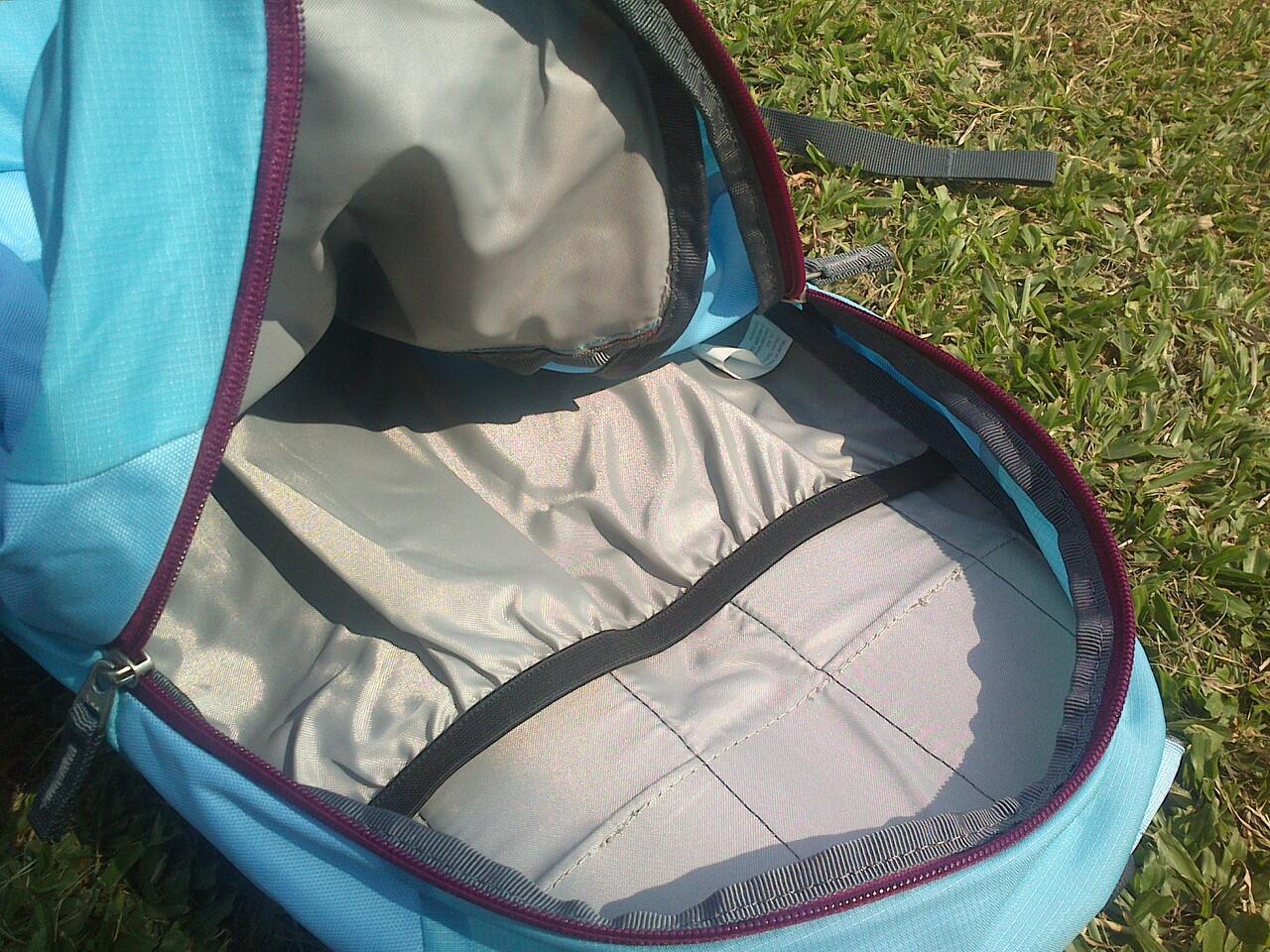 jual daypack DEUTER ZEA 22L & cover bag EIGER 45L