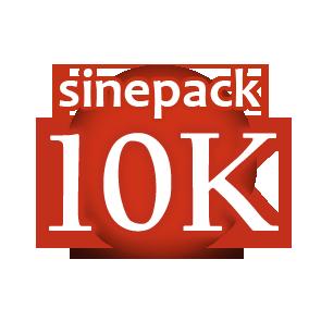 SinePack 10K Jasa