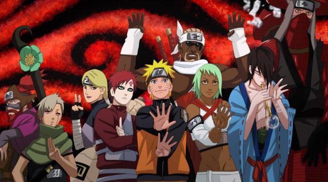 ~๑๑.10 Anime Bergaya Rambut Paling Keren.๑๑~