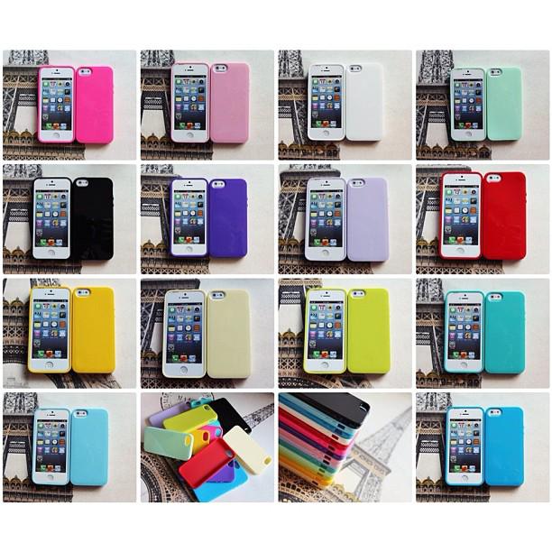 casing iPhone dan Samsung