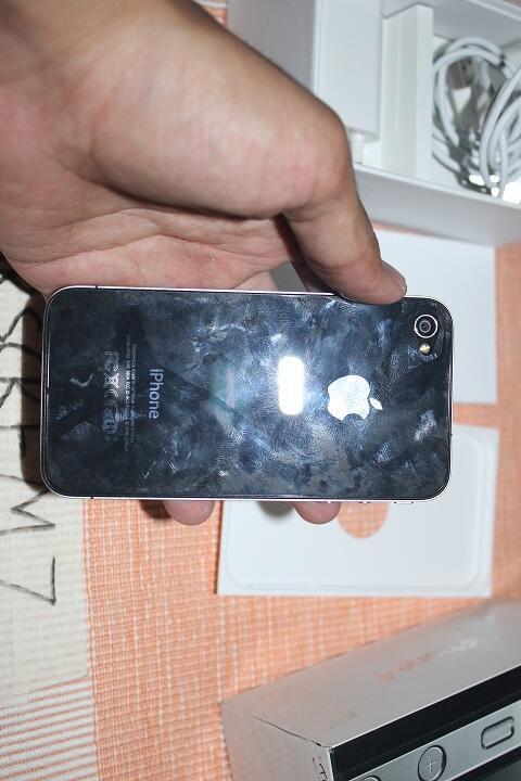 iphone 4 16 gb fullset semarang