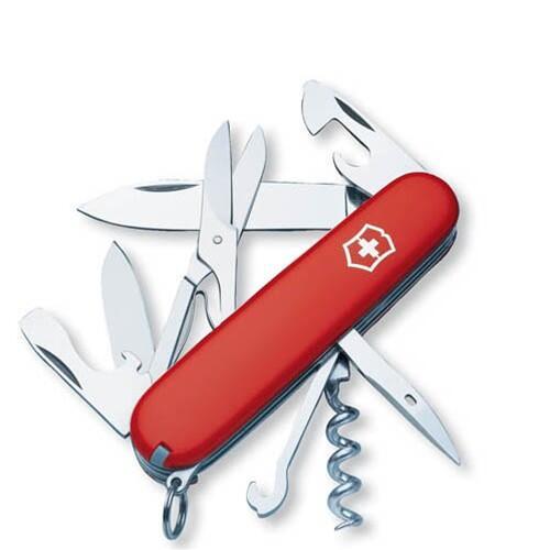 Terjual Pisau Lipat Victorinox Swiss Army Knife 100 Ori