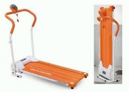Alat Olahraga Fitnes Treadmill Elektrik ( Electric Treadmill ) exider walking