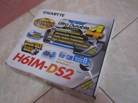 BNOB-Gigabyte GA-H61M-DS2