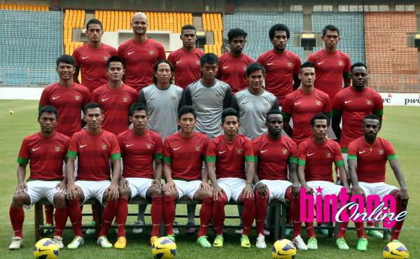 Peringkat FIFA terbaik dan terburuk Timnas Indonesia