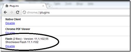 yang google chromenya suka error atau crash masuk!!! (++pict)