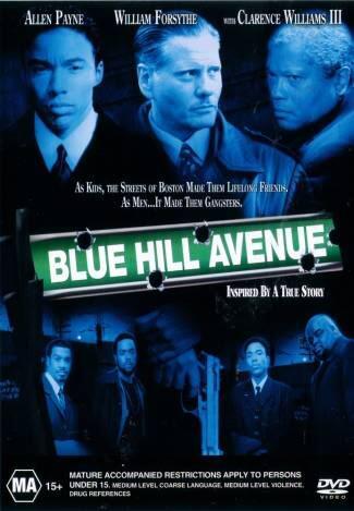 DVD ORIGINAL BLUE HILL AVENUE