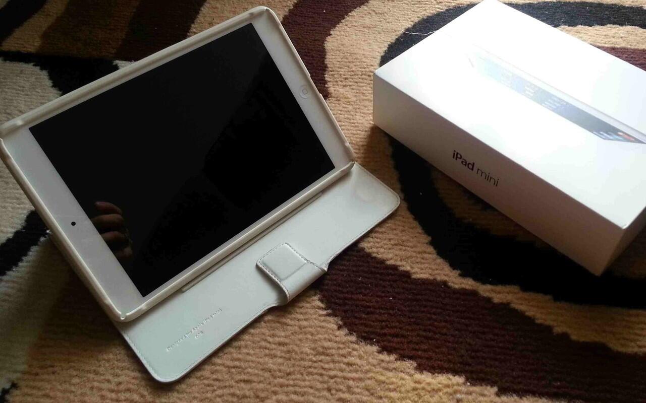 iPad Mini 16GB wifi only