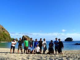 Ini Pantai Nusantara yang lebih terkenal di Eropa selain Pantai di Bali gan