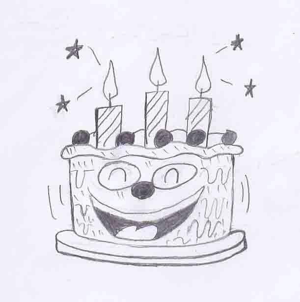 [cerita] Gambar kue ultah kaskus 14 hasil belajar dari KDRI