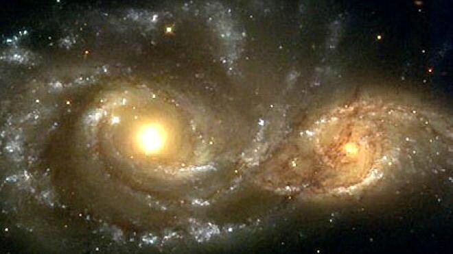 Benarkah Bimasakti Sudah Pernah Menabrak Andromeda?