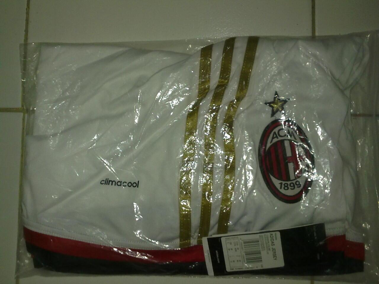Shorts / Celana Grade Ori Real Madrid Home / Away 2013/2014