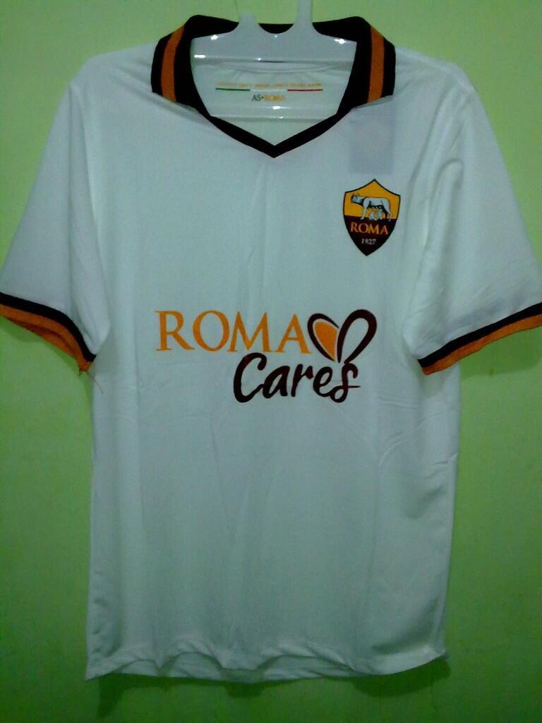 Jersey Grade Ori AS Roma Away 2013/2014