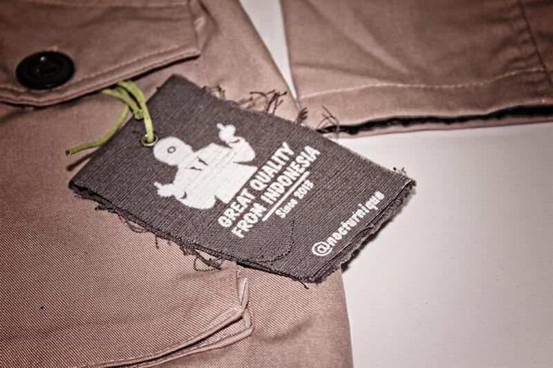 """Nocturnique's Jacket """"Semi Parka"""""""