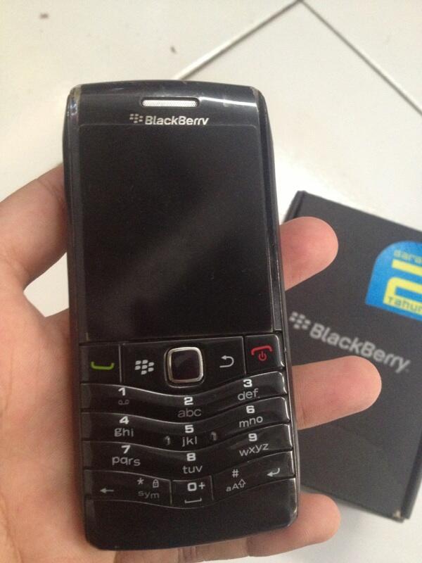 BLACKBERRY PEARL 3G 9105 BANDUNG