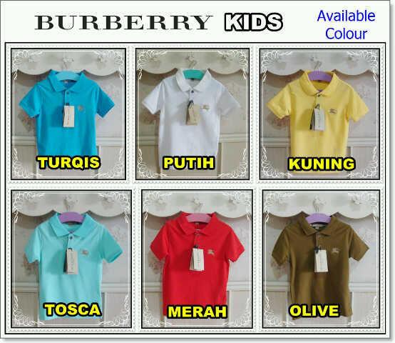 (jual) t-shirt burberry for man kw super