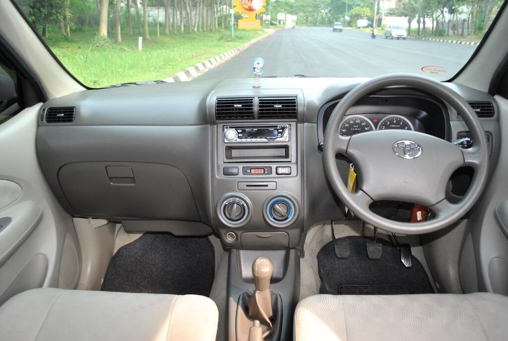 Toyota Avanza G MT 2009