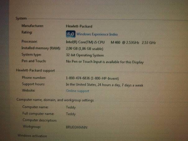 HP Probook 5220M Murah